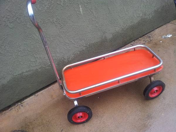 Lil' Red Wagon