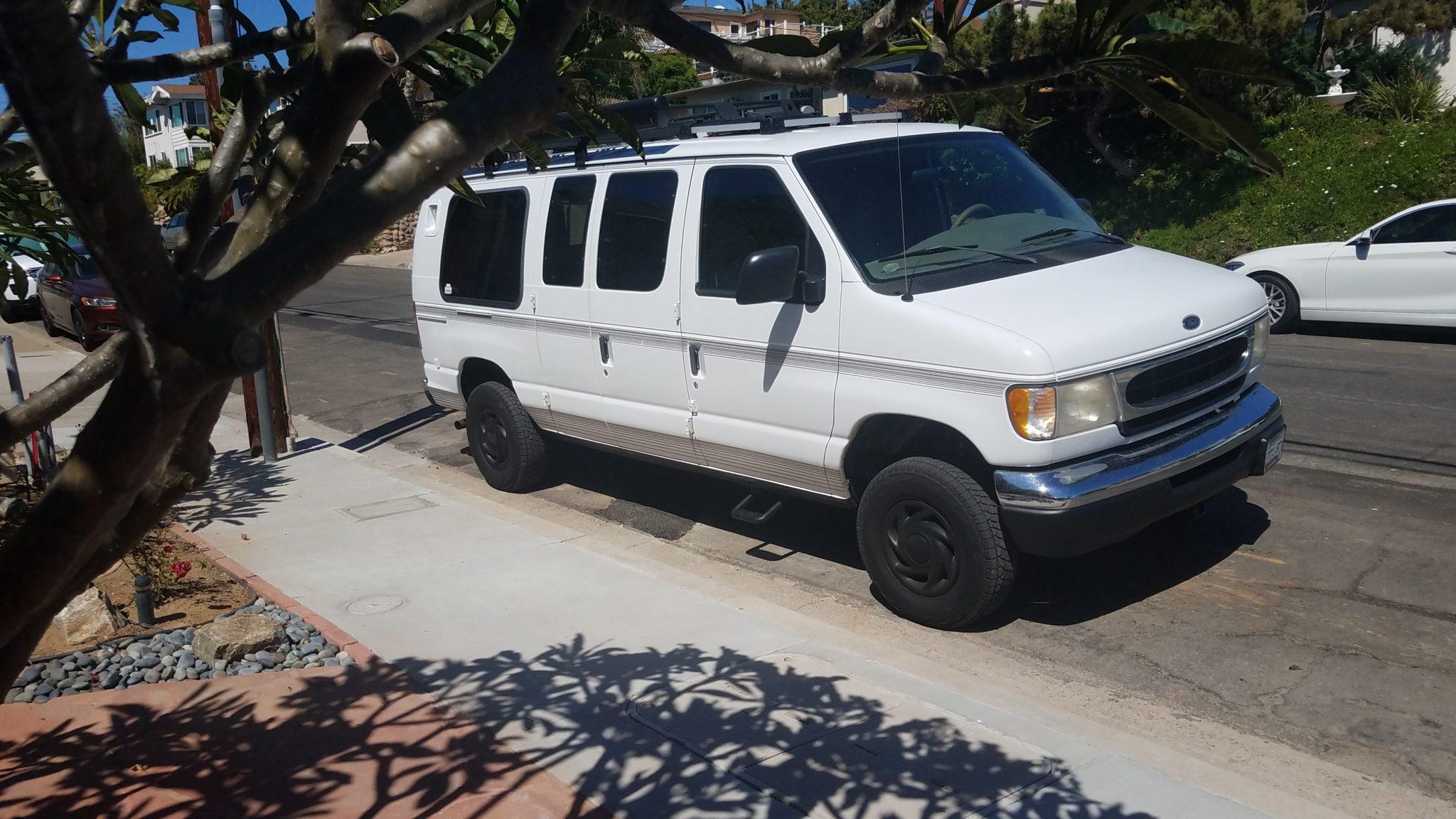 1998 Ford Van Conversion