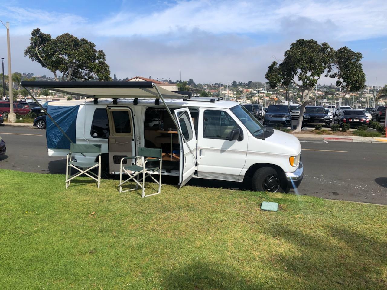 Camper Van & Motor Home Design and Upgrades